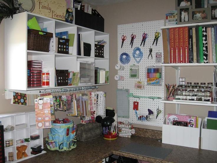 Scrapbook Room Scrapbooking Pinterest