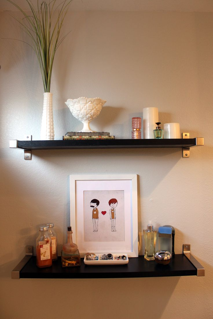 Cool Tu Casa Blog Beautiful Spaces Bathroom Shelves
