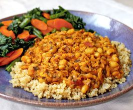 Black Eyed Pea Curry | Vegan and Vegetarian Recipes | Pinterest