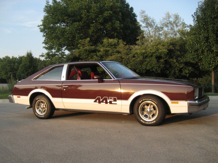 1978 oldsmobile 442 cars pinterest for 1978 cutlass salon