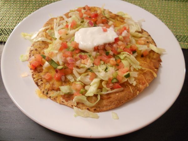 Baked Tostadas | Food | Pinterest