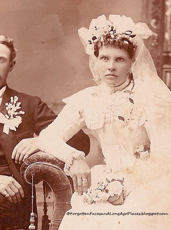 brides past present