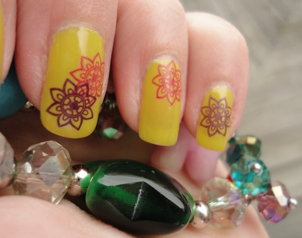 Shellac nail designs innovative ideas