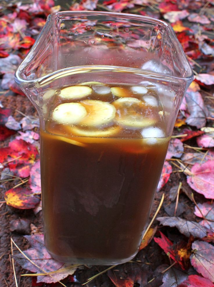 Ginger Switchel aka Haymaker's Punch - soothes an upset stomach or ...