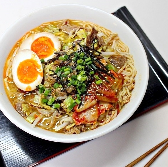 Miso Ramen. | Japanese Food | Pinterest