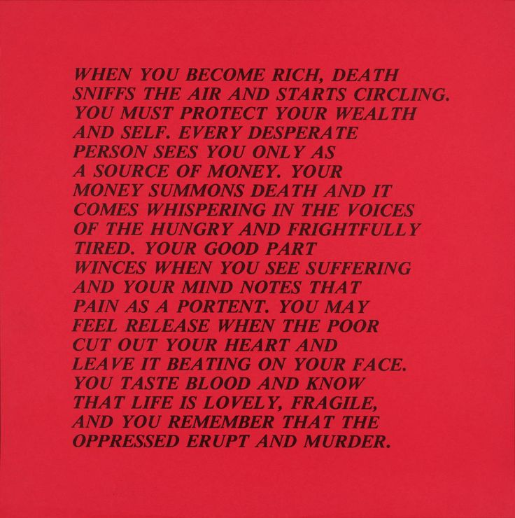 Artists' Books and Multiples: Jenny Holzer | Inflammatory Essays