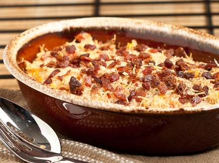 Cheesy Ham and Hash Brown Casserole   Cooking is love.   Pinterest