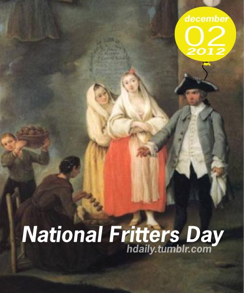 National Fritter Day | Get on the Calendar | Pinterest