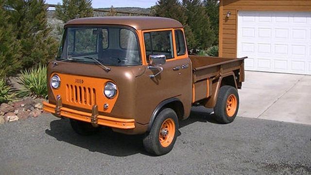 61 Jeep FC-150 | trucks | Pinterest