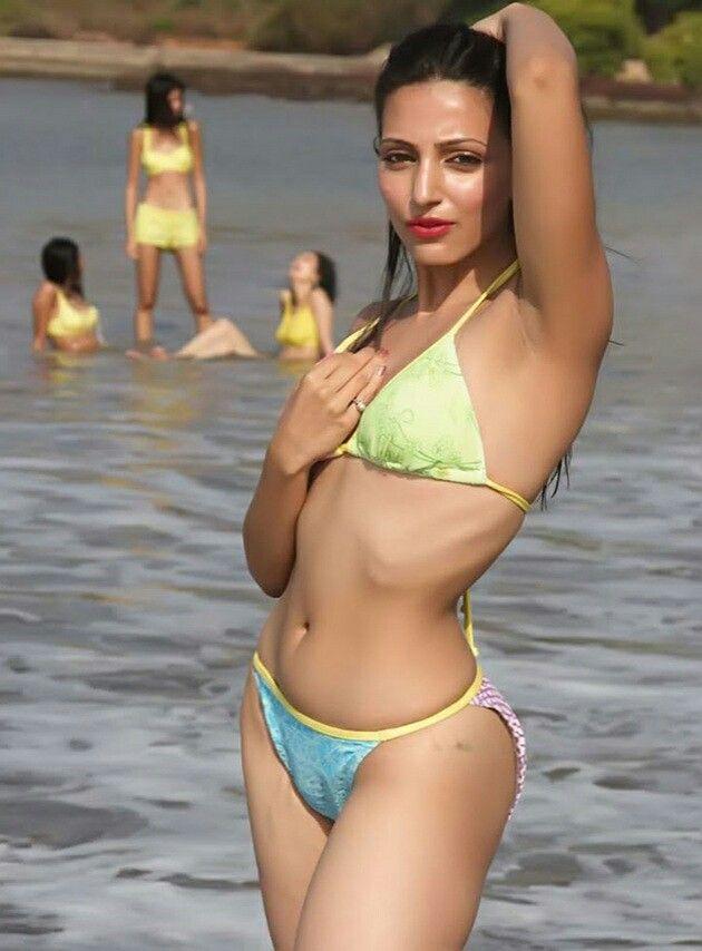 Hot Indian Models Bikini