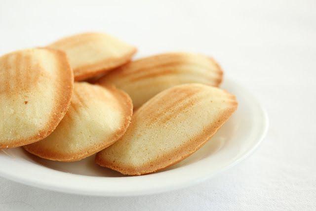Vanilla Madeleines | Desserts | Pinterest
