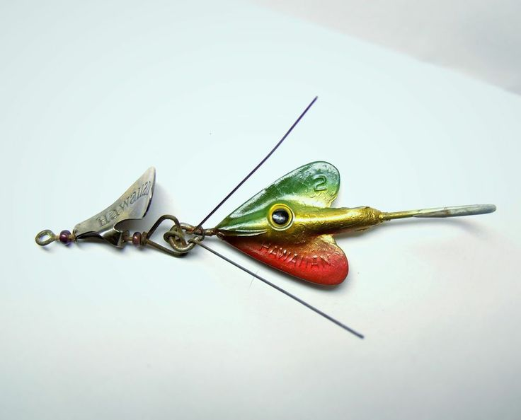 Pin by ryan caudill on ebay auctions pinterest for Hawaii fishing lures