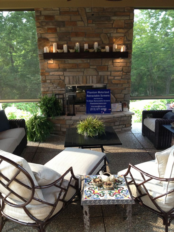 Outdoor Family Room Outdoor Living Pinterest