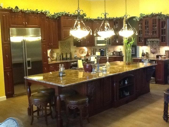 nice big kitchen board 2 home decor pinterest On nice big kitchens