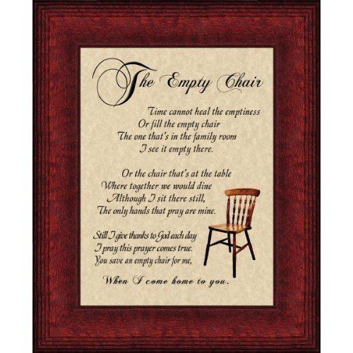 Empty Chair Quotes. QuotesGram