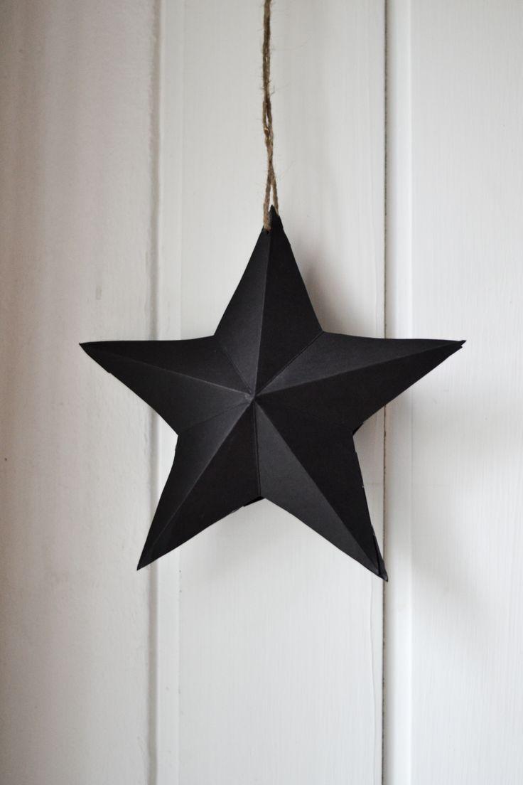 3d paper star DIY | tralalala-laa-lalaa-laa-laaa | Pinterest