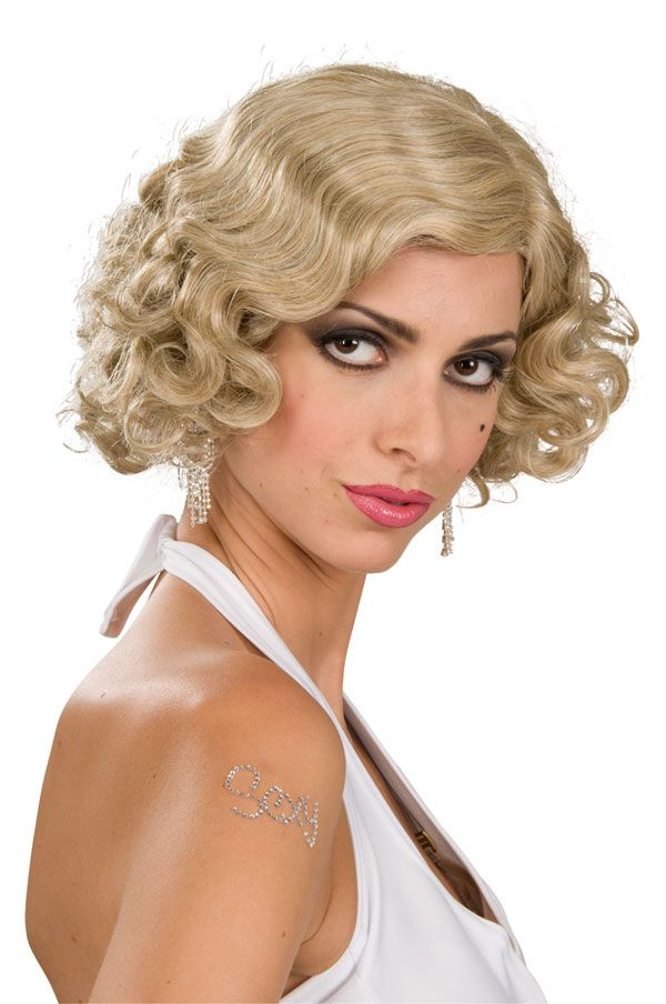 Flappers Wigs 89