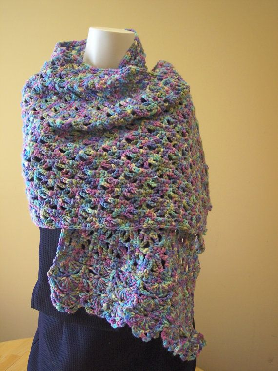 ... by Memories Past and Present on Prayer Shawls & Other Crochet Pro