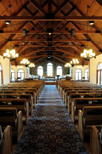 The Big Canoe Jasper Ga Our Church A Few Of My