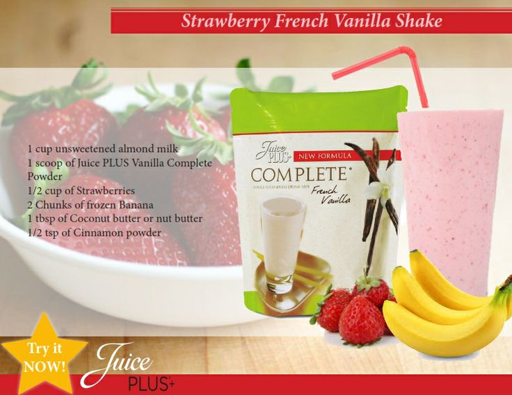 Pin by JuicePlus+ Canada on Juice PLUS+ Complete | Pinterest