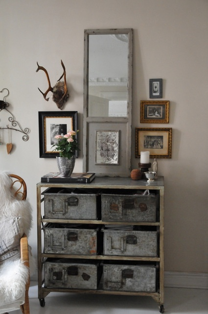 Industrial chic  Furniture  Pinterest