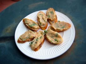 Rancho Gordo: Cannellini-Anchovy Spread   Cooking   Pinterest