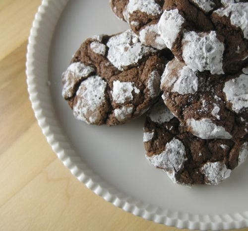 chocolate mint crackles |Pinned from PinTo for iPad|