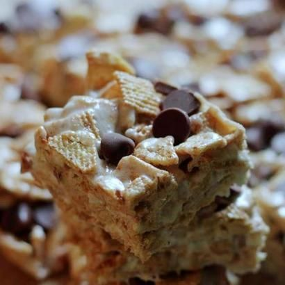 Gimme S'More Nibbles | Recipes! | Pinterest