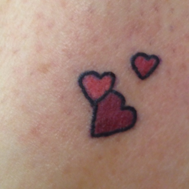 valentine's day tattoos pictures