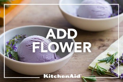 Lavender Honey Ice Cream Recipe by White on Rice / Diane Cu and Todd ...