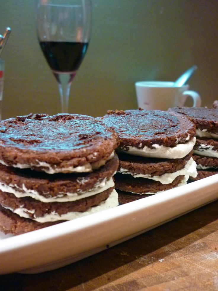 Chocolate Ripple Coffee Cake Recipe — Dishmaps