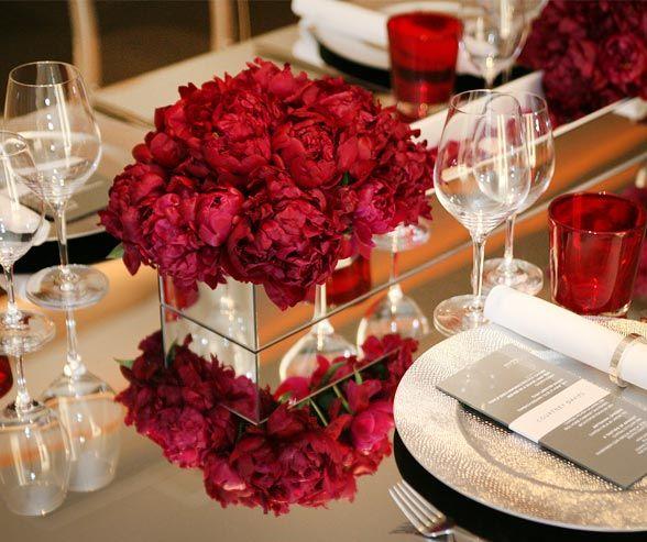 arranjo mesa casamento