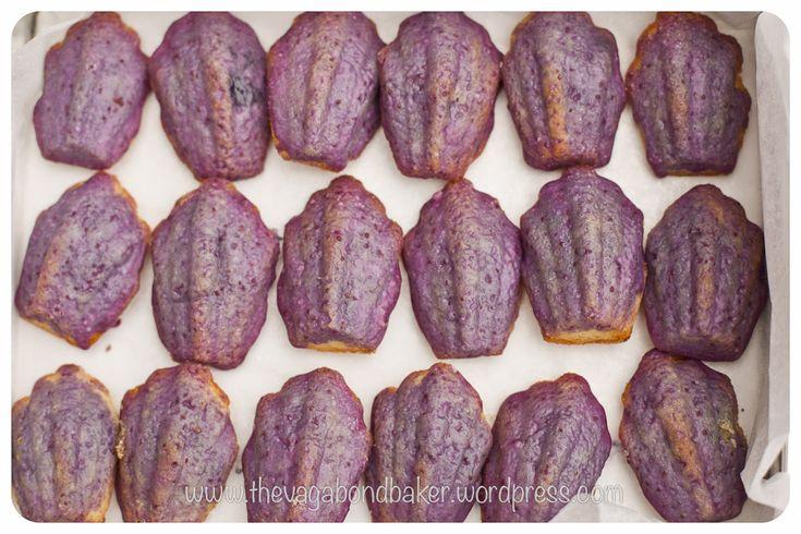 Glazed Madeleines Recipe — Dishmaps