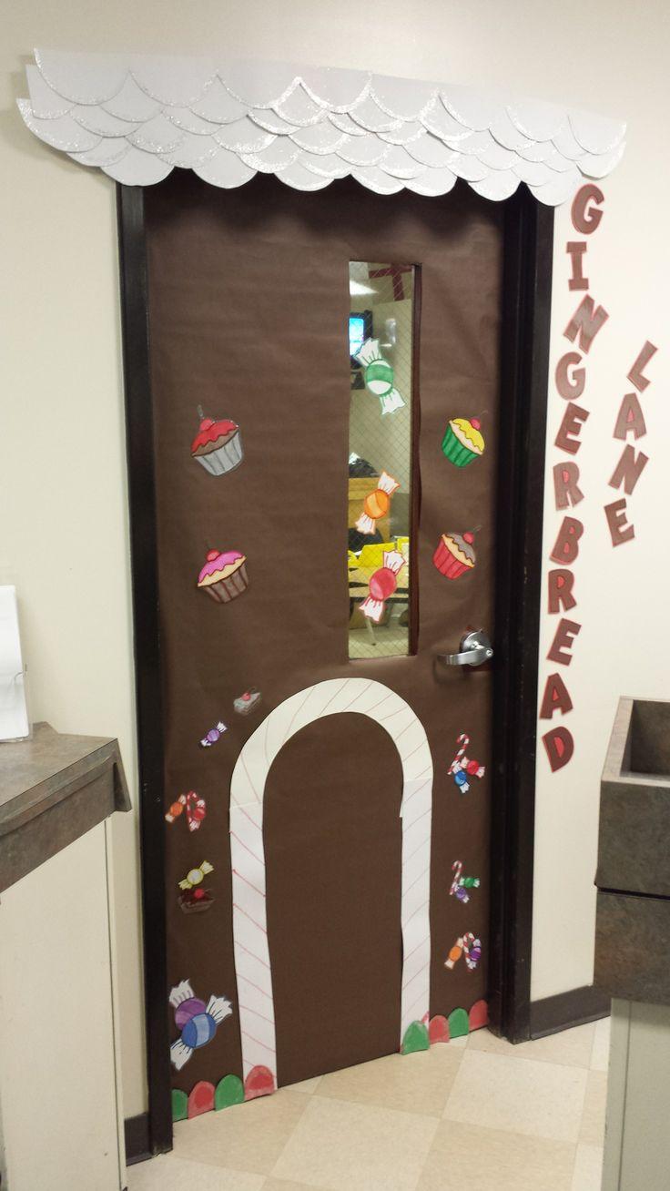Preschool door decorations for christmas just b cause - Door themes for preschool ...