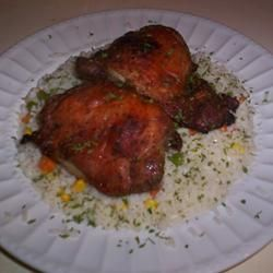 Perfect Baked Jerk Chicken (Thursday)