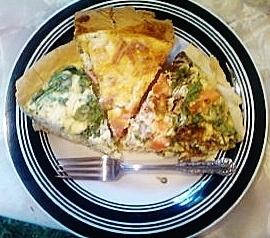 Feta & Spinach #2 Goat Cheese, Swiss Cheese, American Cheese & Ham ...