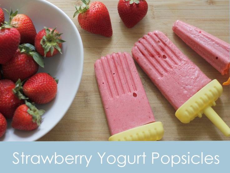 ... peach compote samoa popsicles strawberry peaches and cream popsicles