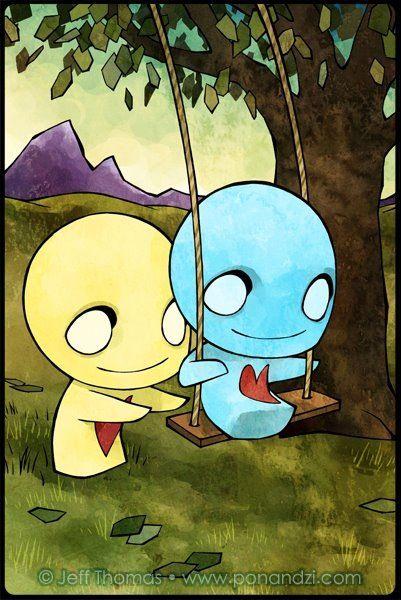 charmilia Pon and Zi  pon and zi