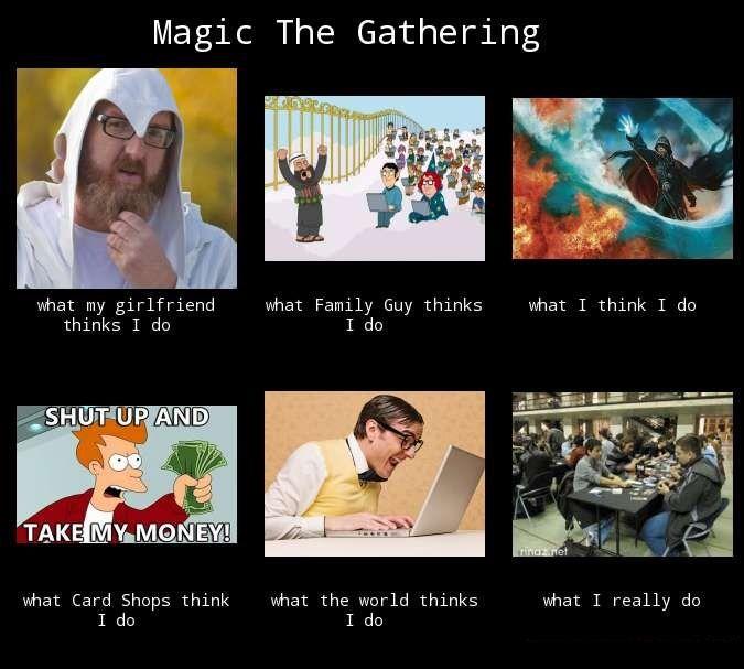 magic the gathering meme MEMES
