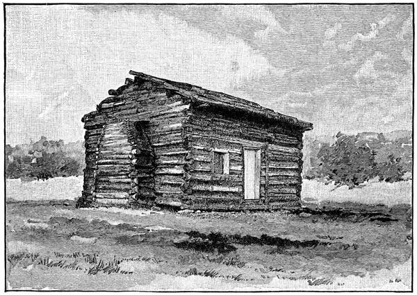 Abraham Lincoln S Log Cabin Log Cabins And Furniture