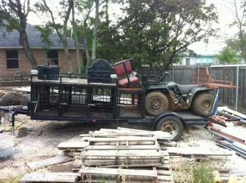 Pin By Grifter Six On Trailers Tows And Campers Pinterest