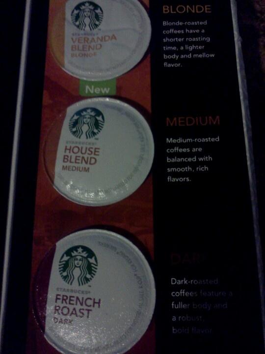 Starbucks Coffee | Freebies I've Gotten | Pinterest