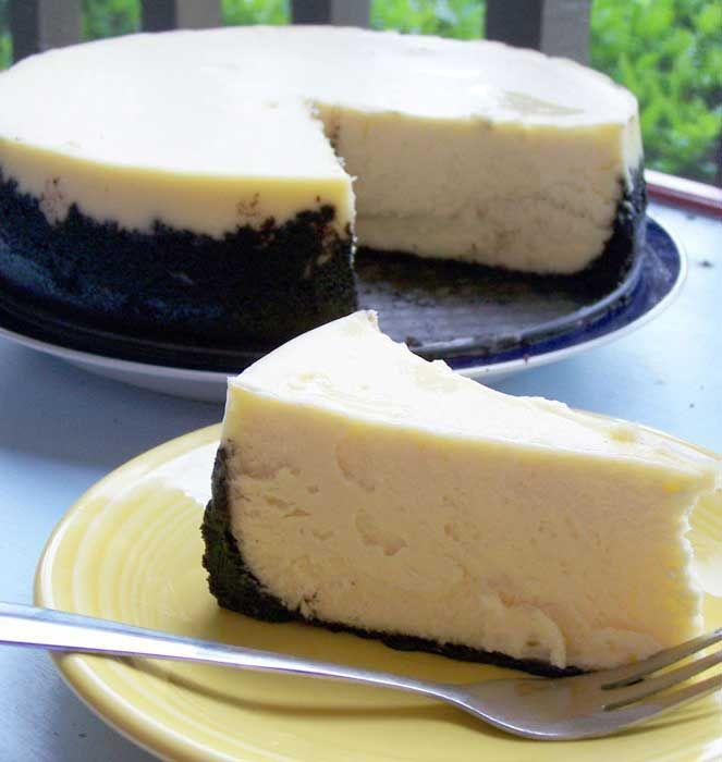 Recipe for Cheesecake Supreme | Cheese cake | Pinterest