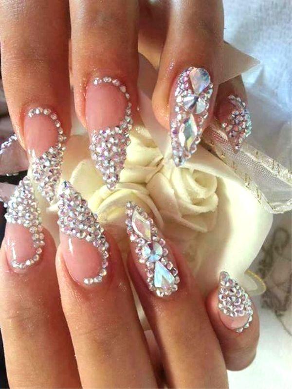 Forum on this topic: 31 Elegant Wedding Nail Art Designs, 31-elegant-wedding-nail-art-designs/