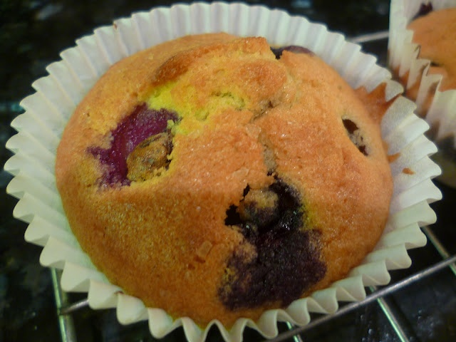 Blueberry & Lime Muffins recipe | My Blog - Little Miss Lifestyle | P ...