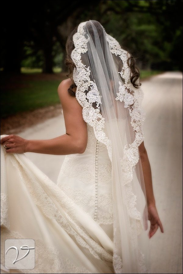 Not into veils but this is beautiful.
