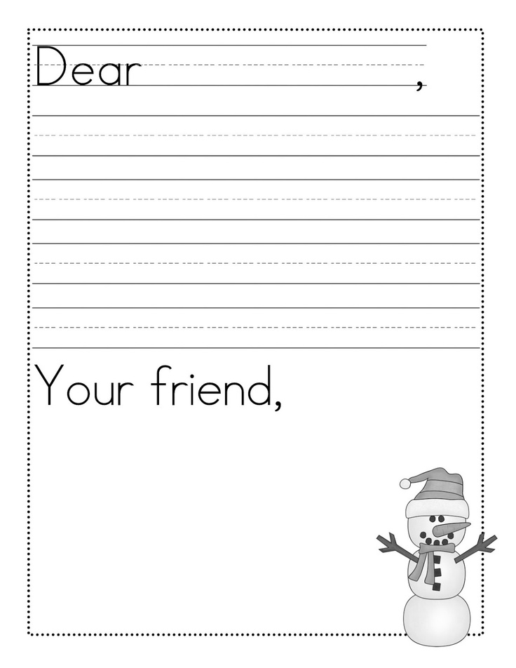 Search results for friendly letter template first grade for Letter writing template for first grade