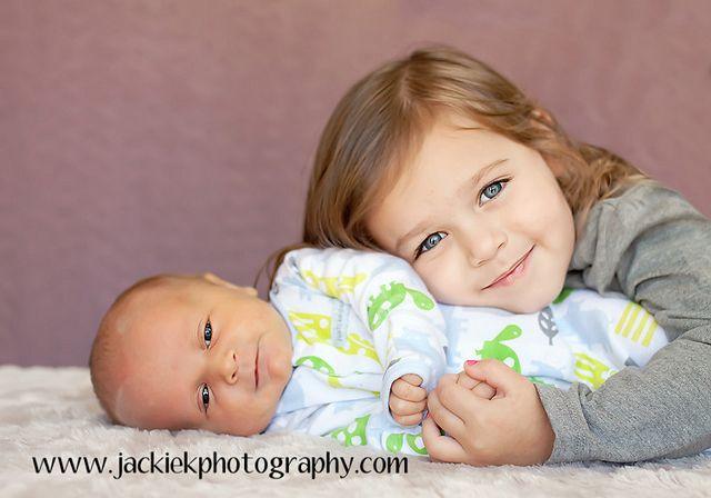 Newborn w/Sibling
