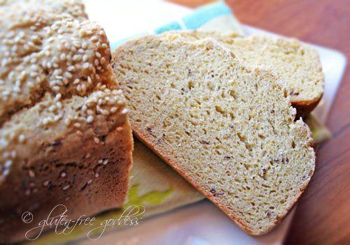 Gluten-Free Multi-Grain Sandwich Bread | Gluten-Free Goddess Recipes