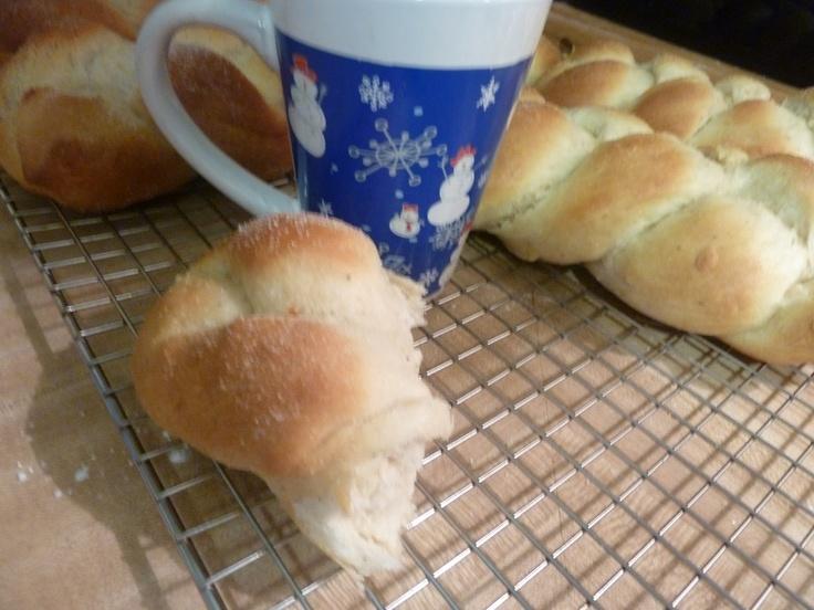 Swedish Coffee Bread... one of my husband's favorites!